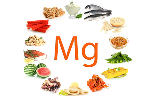 Το μαγνήσιο σε τροφές