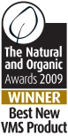 Best New VMS Product (Natural and Organic Awards) - Winner