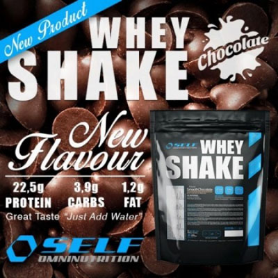 Whey Protein Shake - SELF Omninutrition